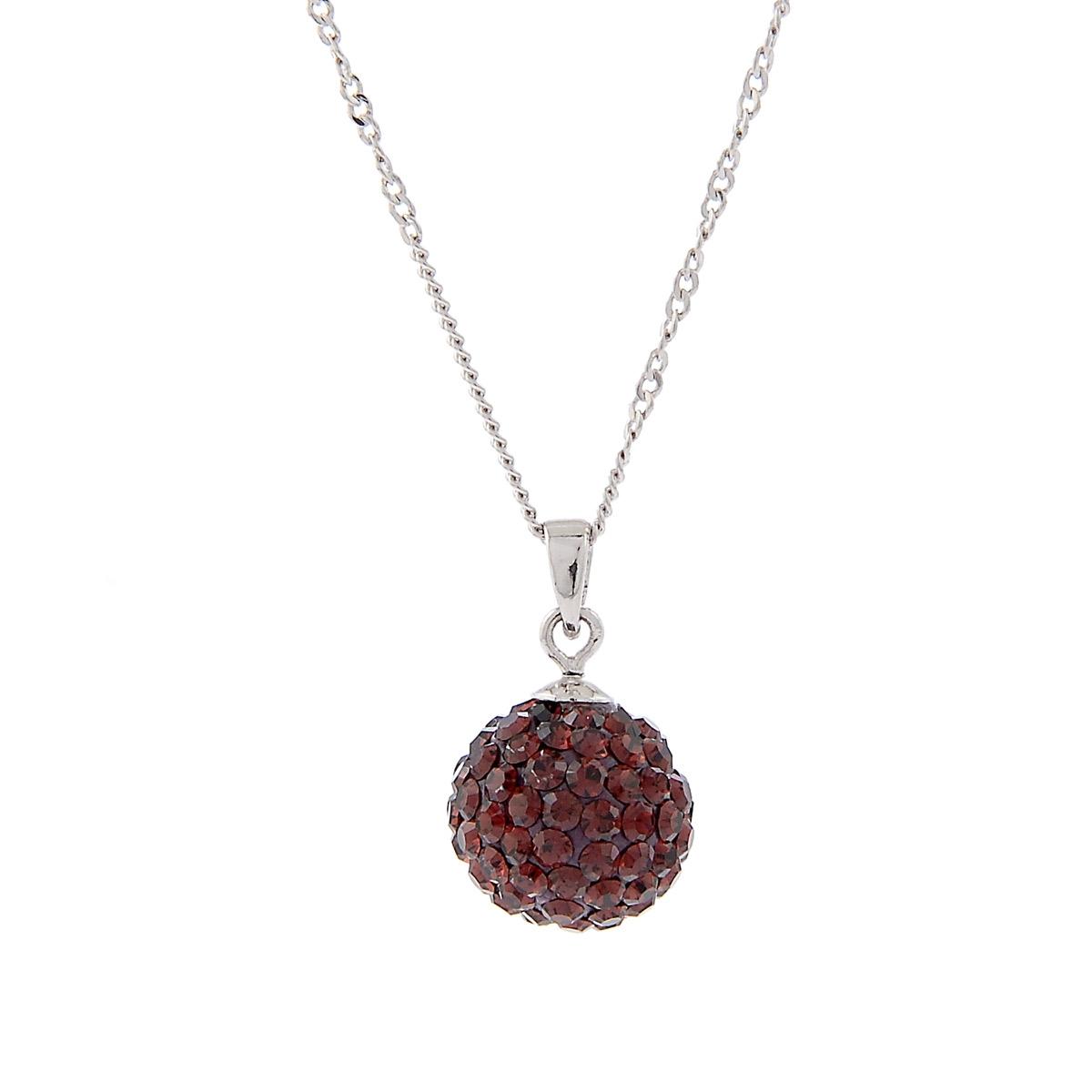 Burgundy Crystal